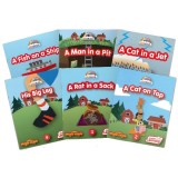 JL192 Rainbow Phonics Word Farm