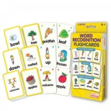 JL201 Word Recognition Flash Cards JL5